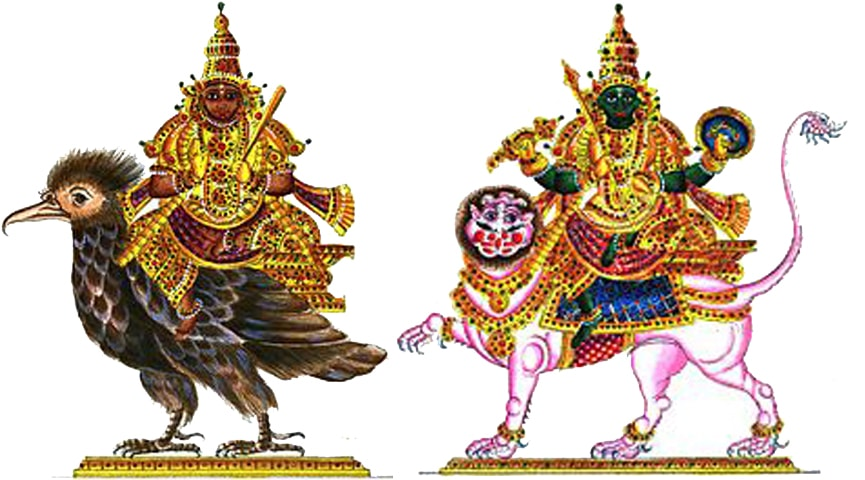 New! Rahu and Ketu: Interpreting and Predicting the Nodes through the Nakshatras