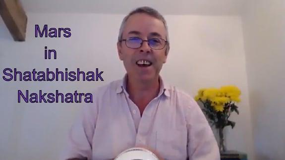 Mars Shatabhishak