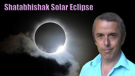 Shatabhishak Solar Eclipse 26th February, 2017