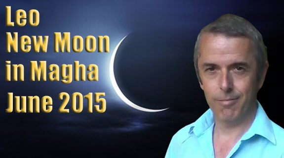 Leo New Moon in Magha 14th August, 2015