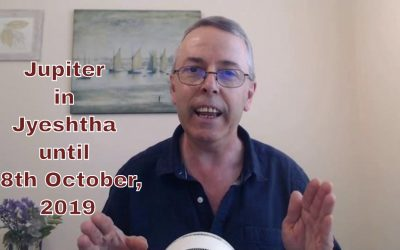 Jupiter in Jyeshtha until 18th October, 2019-Surrender to Clarity!